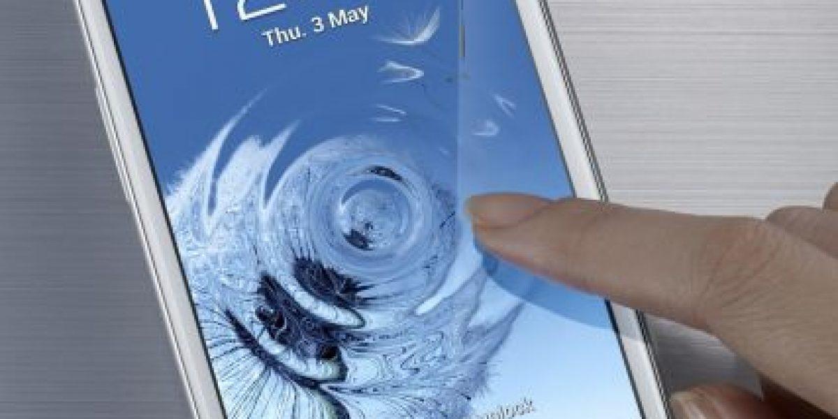 [FOTOS] Samsung lanza Galaxy S3: el teléfono que