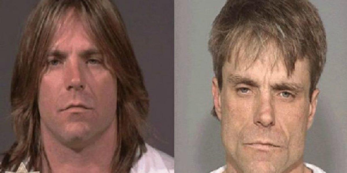 Fotografías muestran el efecto de las drogas en el rostro