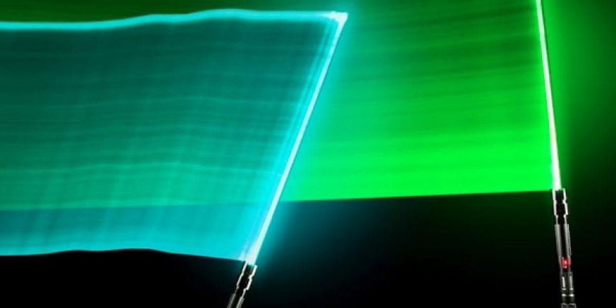 Ahora puedes ser todo un Jedi: Lanzan espada láser de Star Wars