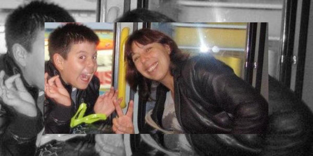 Chilena denuncia que su hijo fue