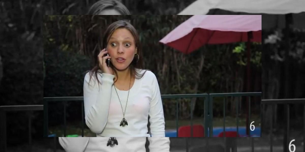 Nuevo video muestra las 42 frases típicas de una celosa