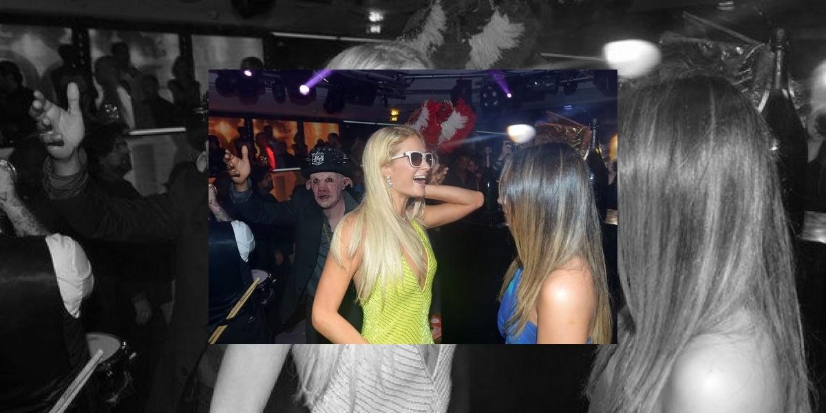Nadie entiende esta foto de Paris Hilton