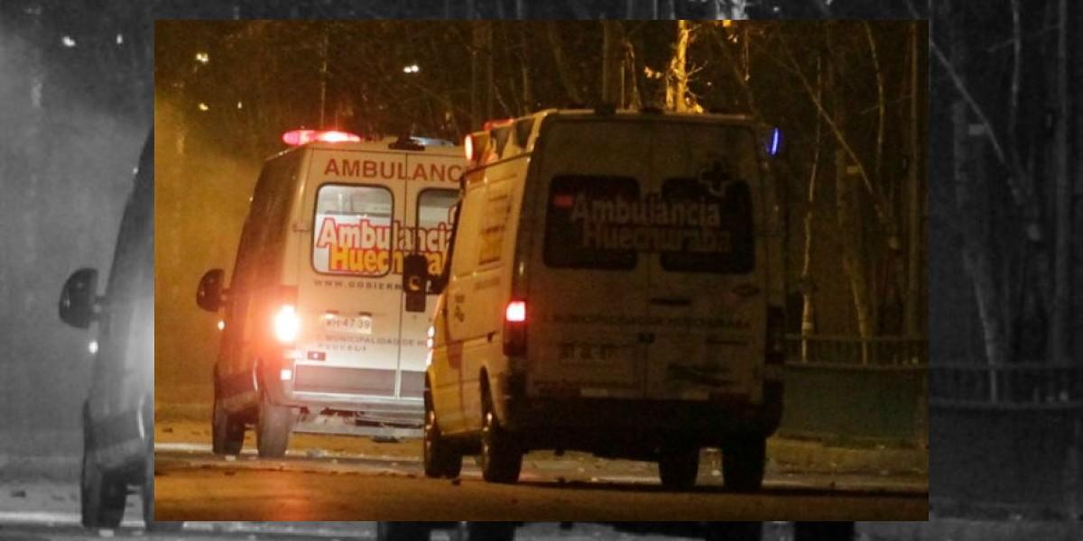 135 personas afectadas en San Bernardo tras grave escape de amoníaco