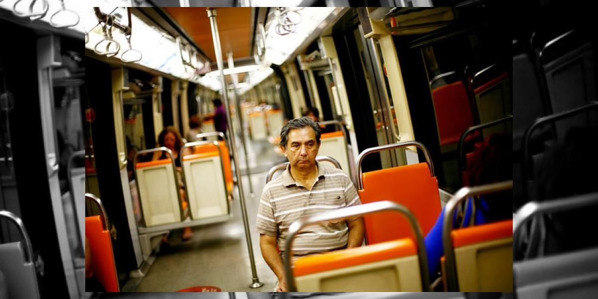 Interrupción del servicio de la Linea 4 del Metro por persona caída en las vías