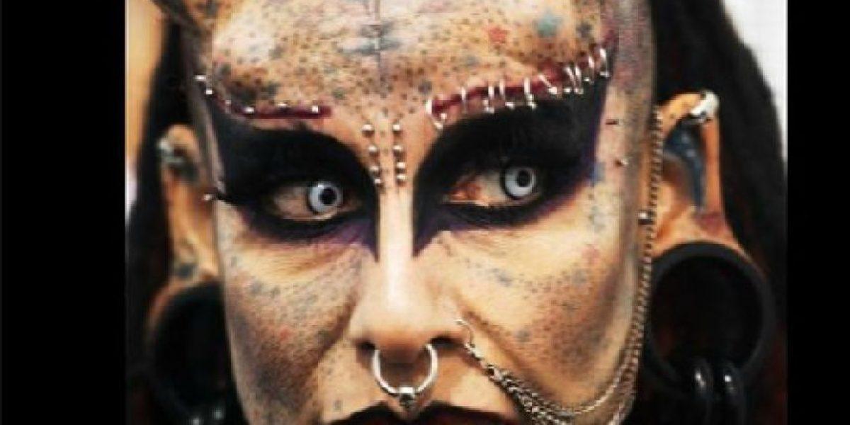 ¿Cuál prefieres? Mira estos diez tatuajes extremos