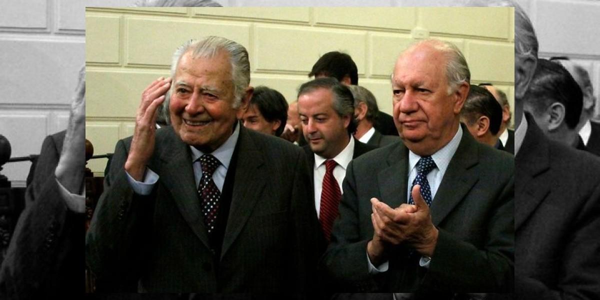 Ricardo Lagos sale en defensa de Allende tras críticas de Aylwin