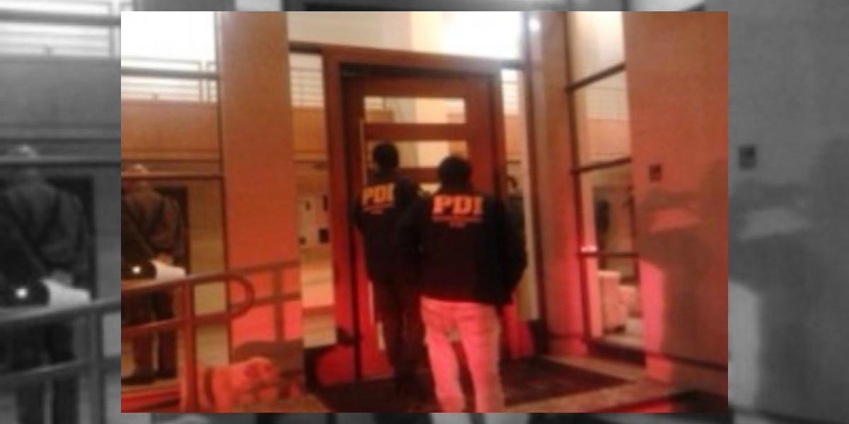 Mujer muere tras caer desde un balcón del piso 13 de un edificio en Talca