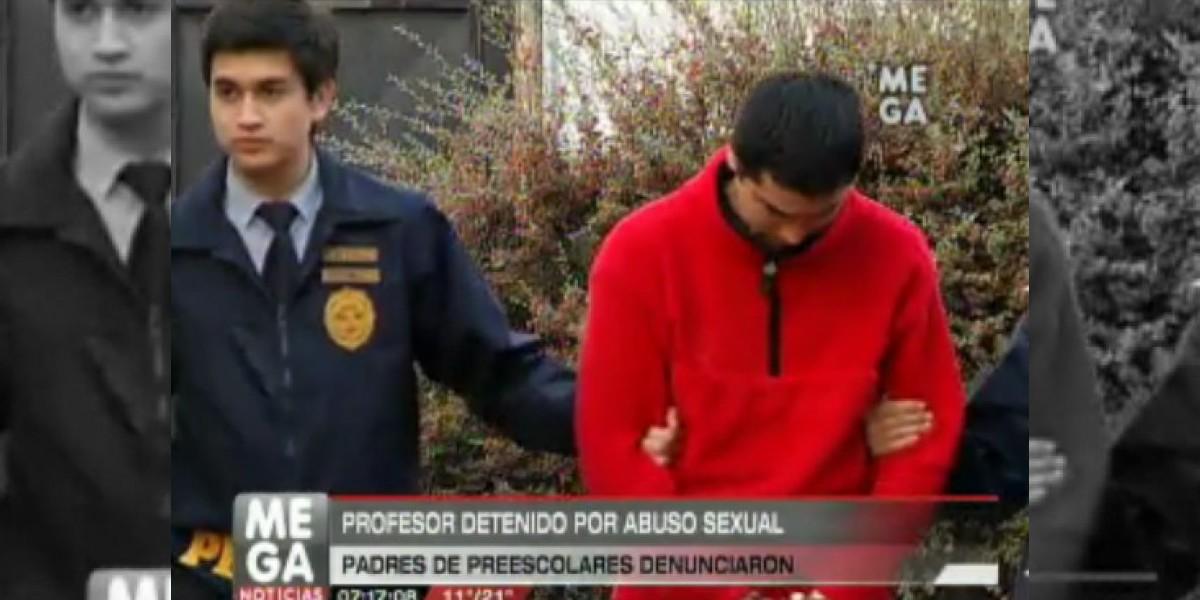 Arrestan a profesor acusado de abusar de niños de un jardín infantil