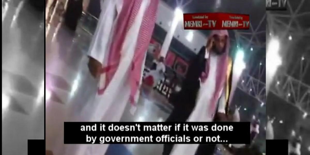 [VIDEO] Policía intenta detener a mujer saudí por llevar las uñas esmaltadas