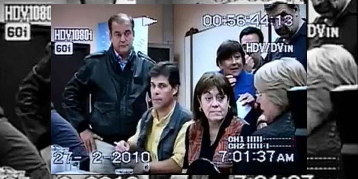 Alcalde de J. Fernández da a conocer contenido de nuevo video del caso tsunami