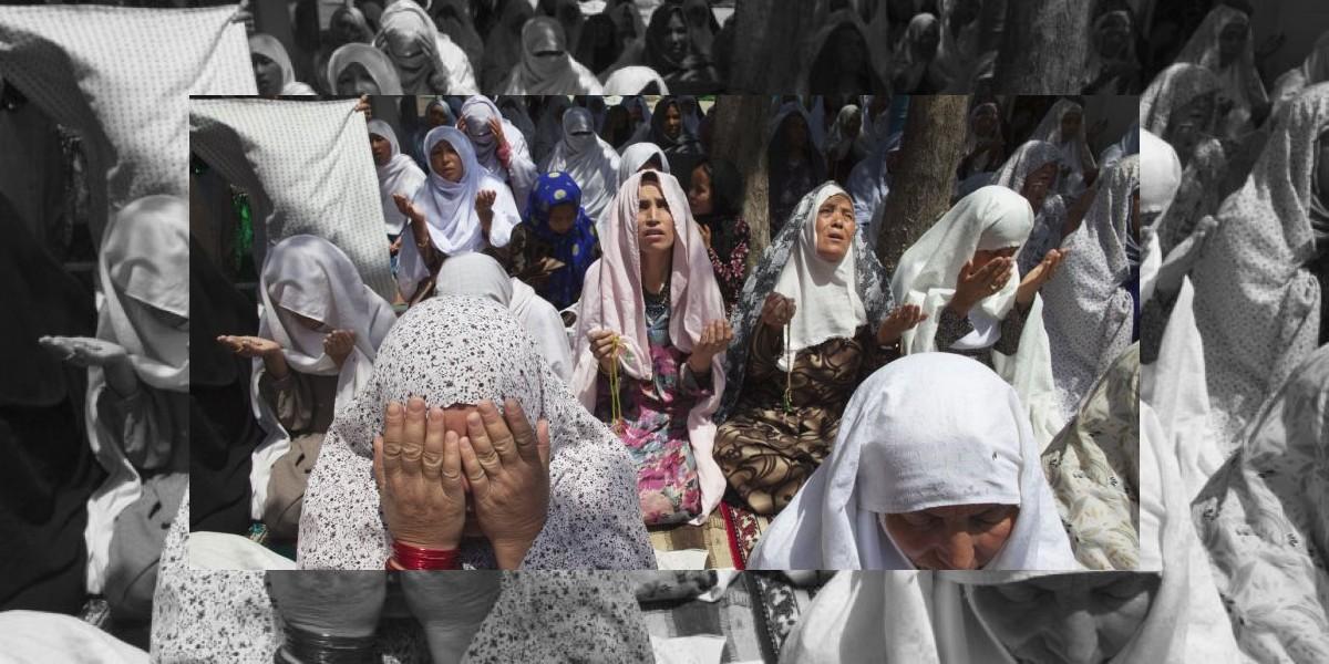 Afgano le corta la lengua a su esposa por no querer prostituirse