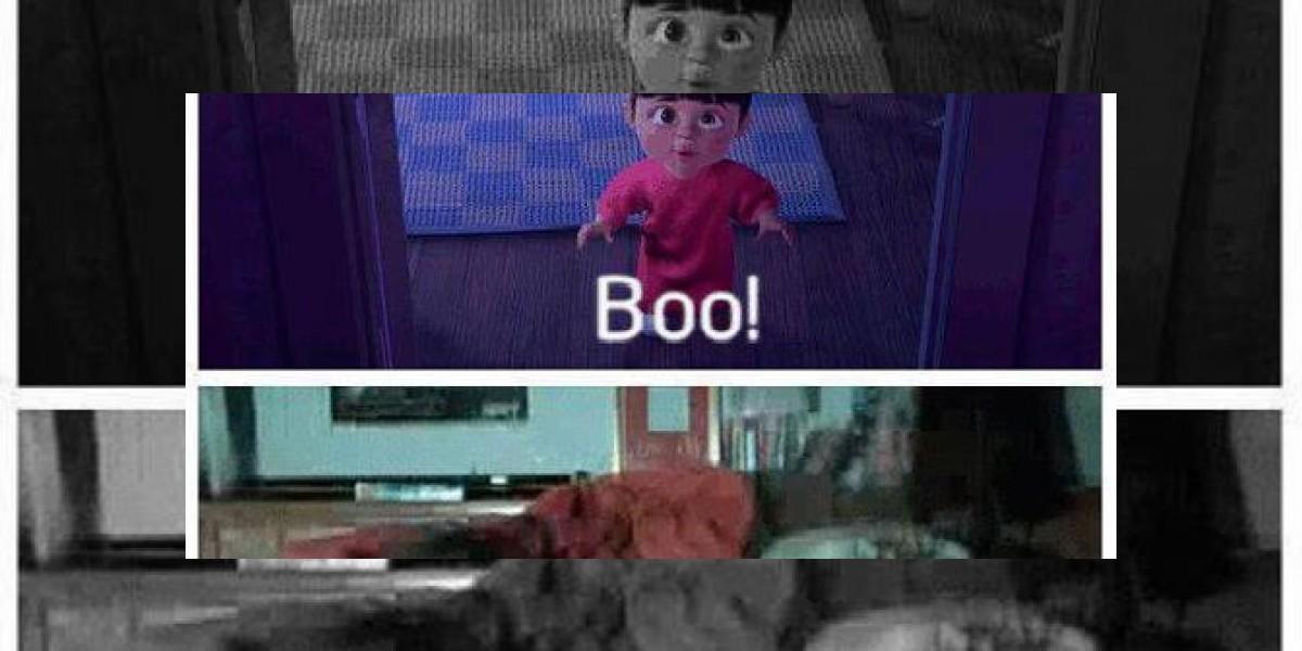 Buuuuu!!