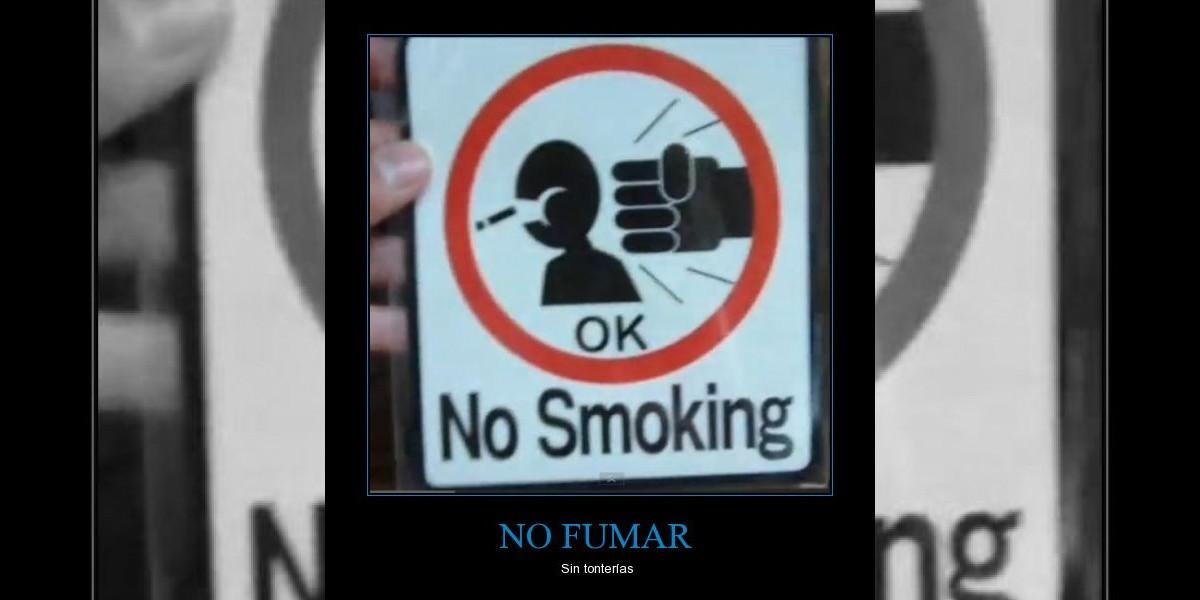 MeMeTro: Esto te recordará que es el día sin fumar