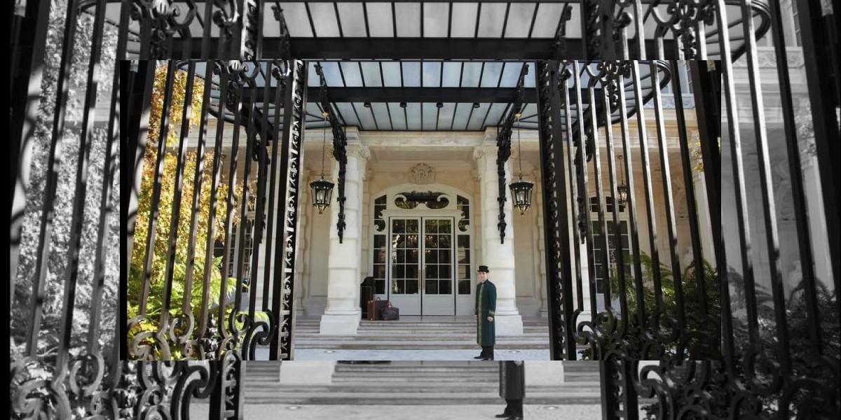Princesa saudí se va de lujoso hotel en París sin pagar US$ 7 millones