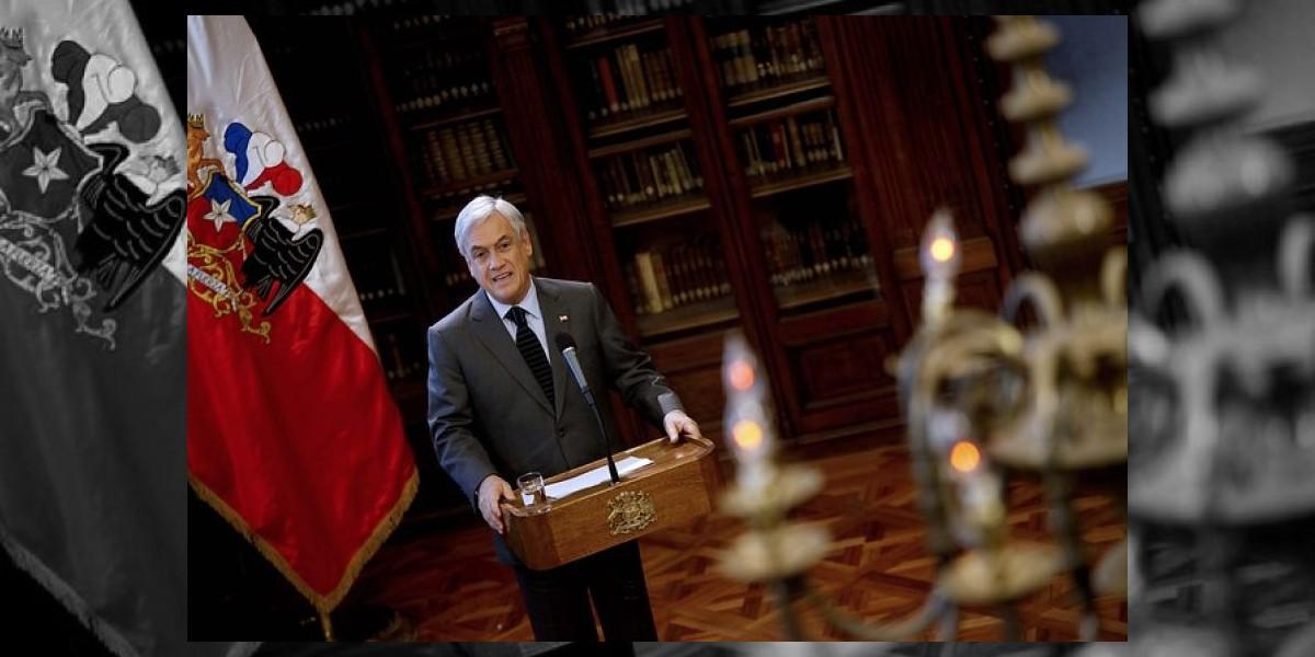 Piñera responde a Humala: