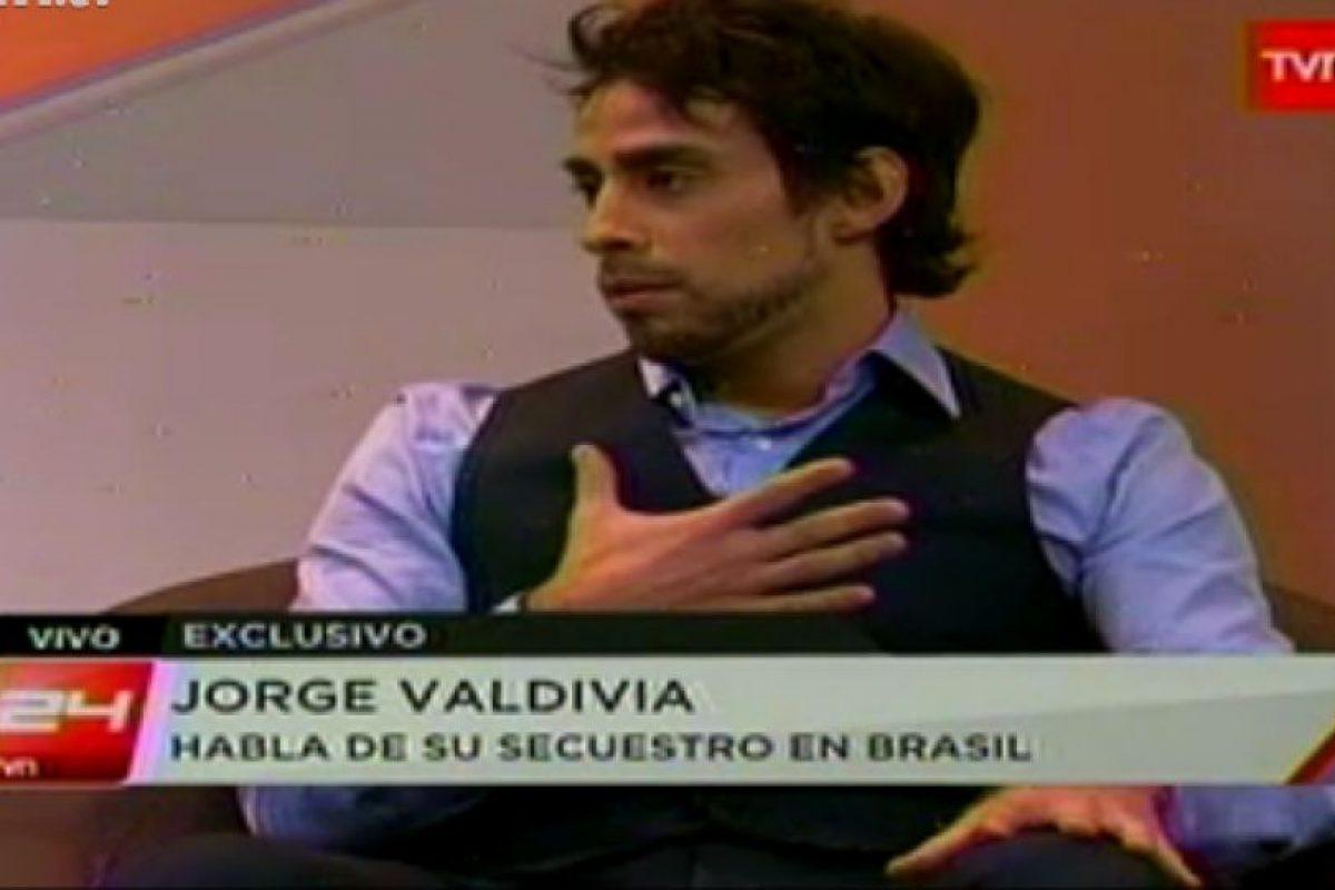 Foto:Reproducción TVN. Imagen Por:
