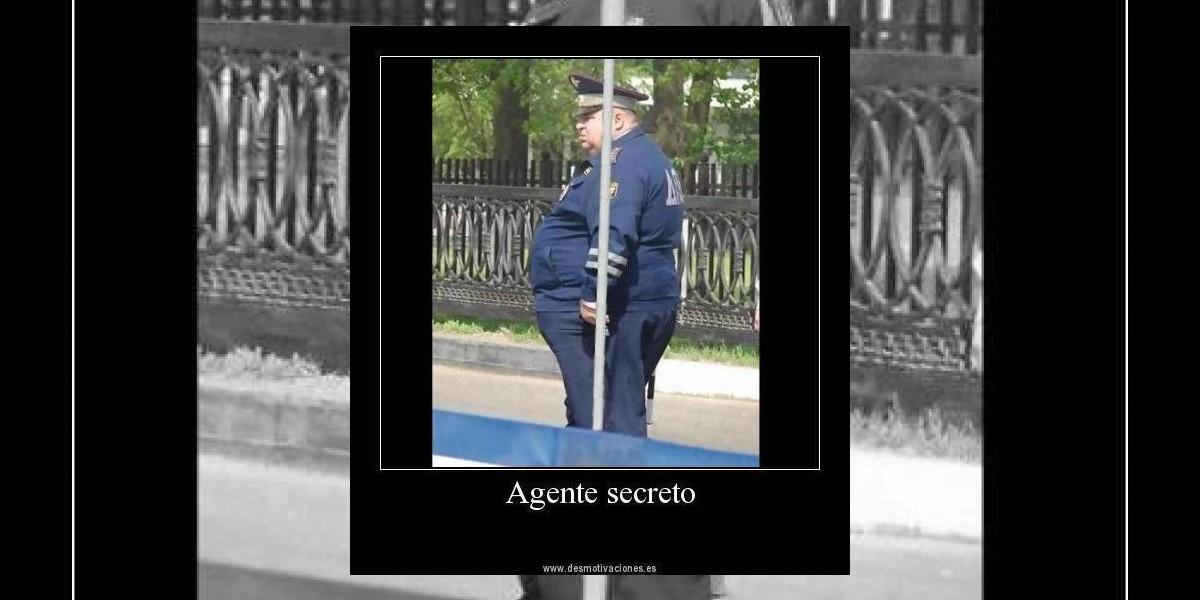 Agente secreto :)
