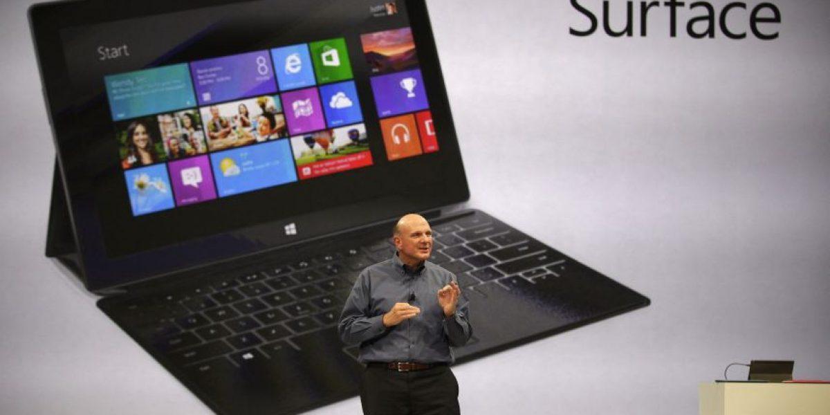 [VIDEO] Microsoft termina con el misterio: Lanza su propio y novedoso tablet