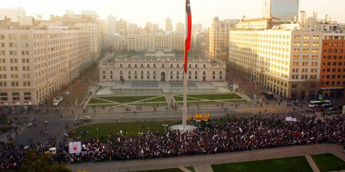 [FOTOS] Organizadores cifran en 80 mil los asistentes a Marcha Por la Igualdad y la Diversidad Sexual