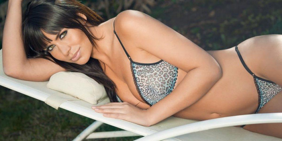 [FOTOS] La espectacular Daphne Silva nos muestra su lado fotogénico y sensual