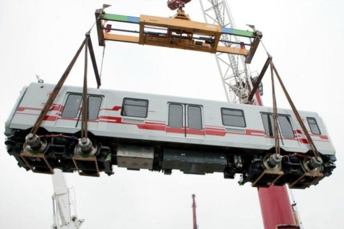 Foto:Gentileza Metro. Imagen Por: