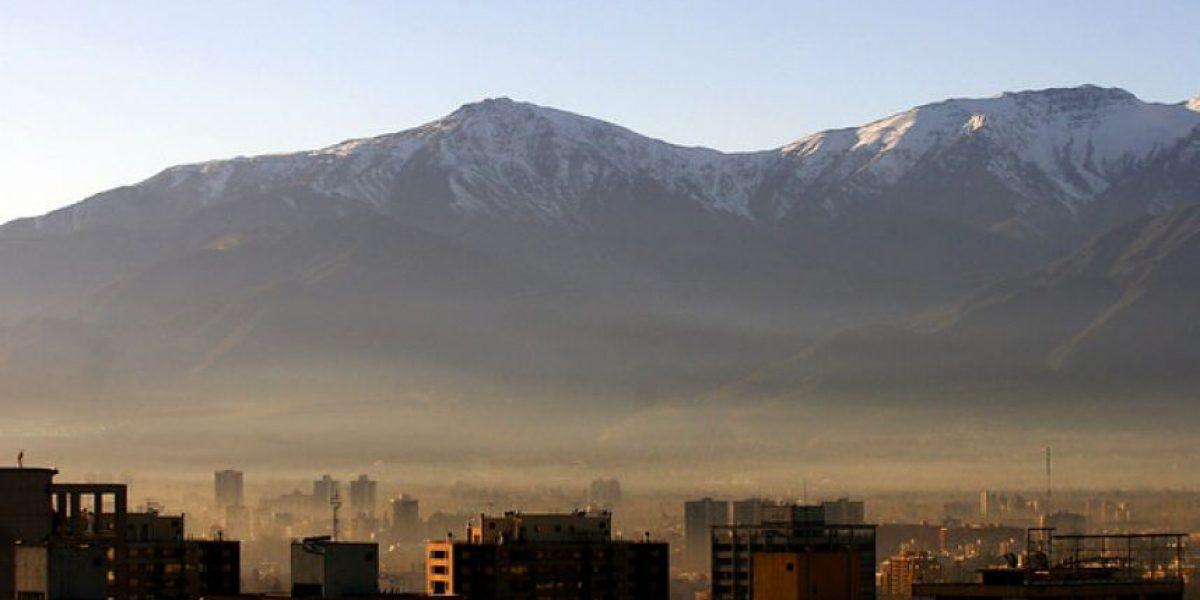 [FOTOS] Santiago en Alerta Ambiental: Densa capa de smog se apodera del cielo