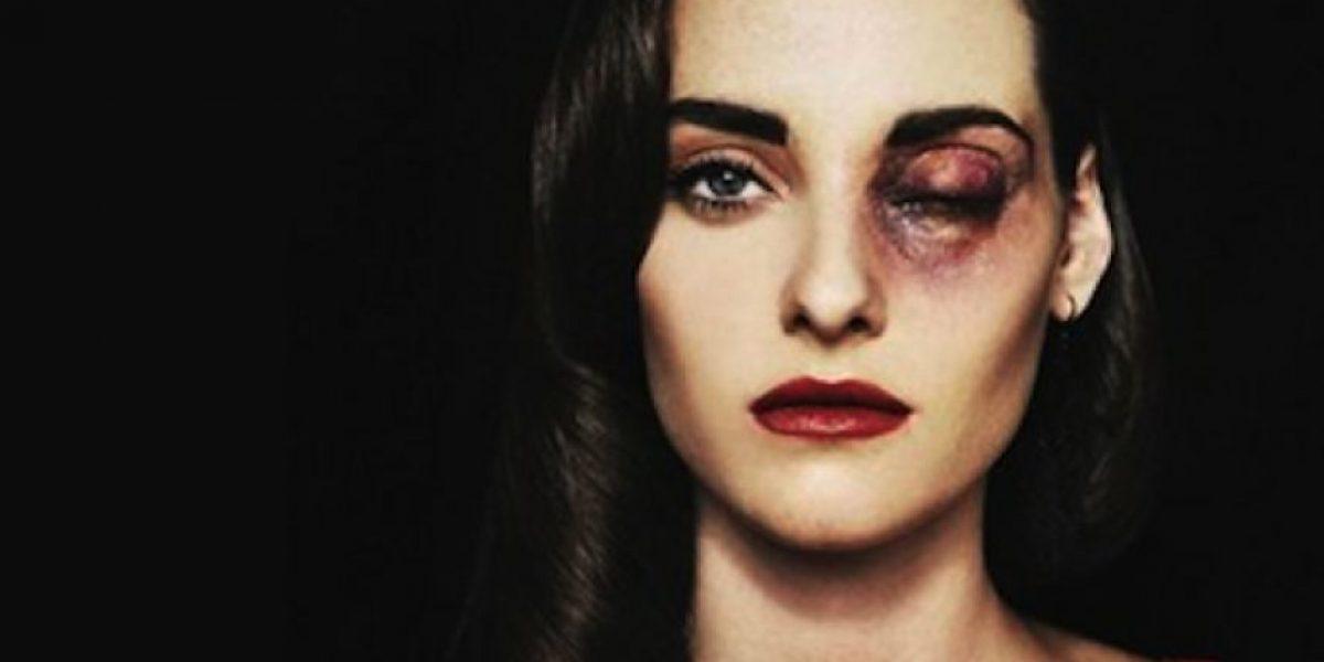Gran polémica causaron estas fotos de mujeres publicadas en una revista de belleza