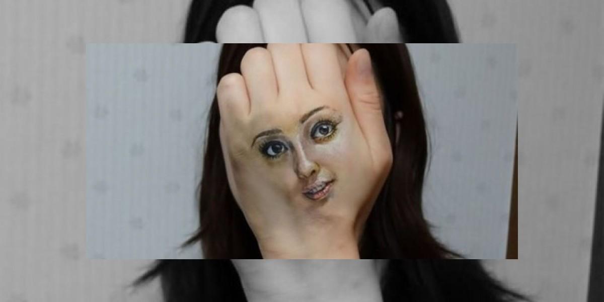 [FOTOS] Pinturas en el rostro que te impactarán