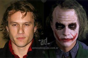 Heath Ledger fue el actor más joven en interpretar a El Guasón (The Joker) en una película y además fue el único en recibir el premio Oscar por su actuación.. Imagen Por: