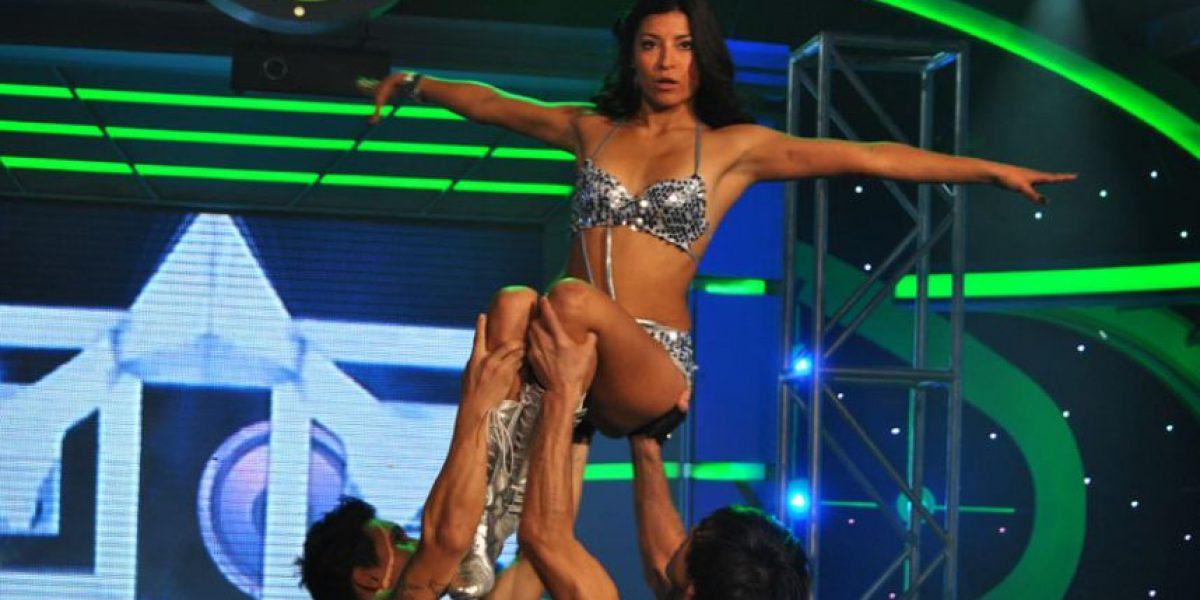 [FOTOS] Así fue el debut de Fanny en Yingo