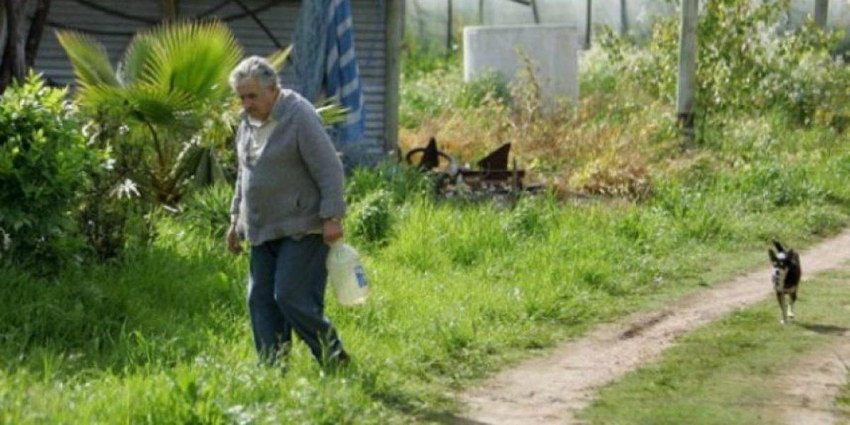 [FOTO] Así vive Pepe Mujica, el presidente