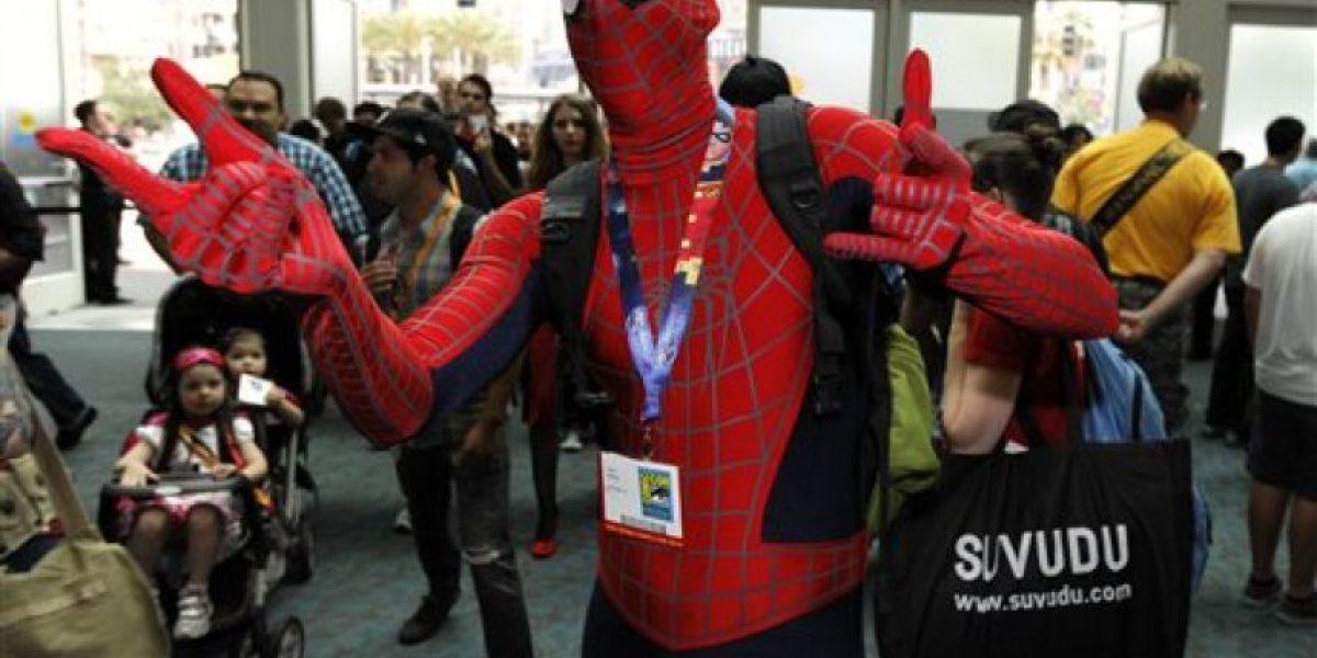 [FOTOS] Así se vive la locura de la Comic-Con en San Diego