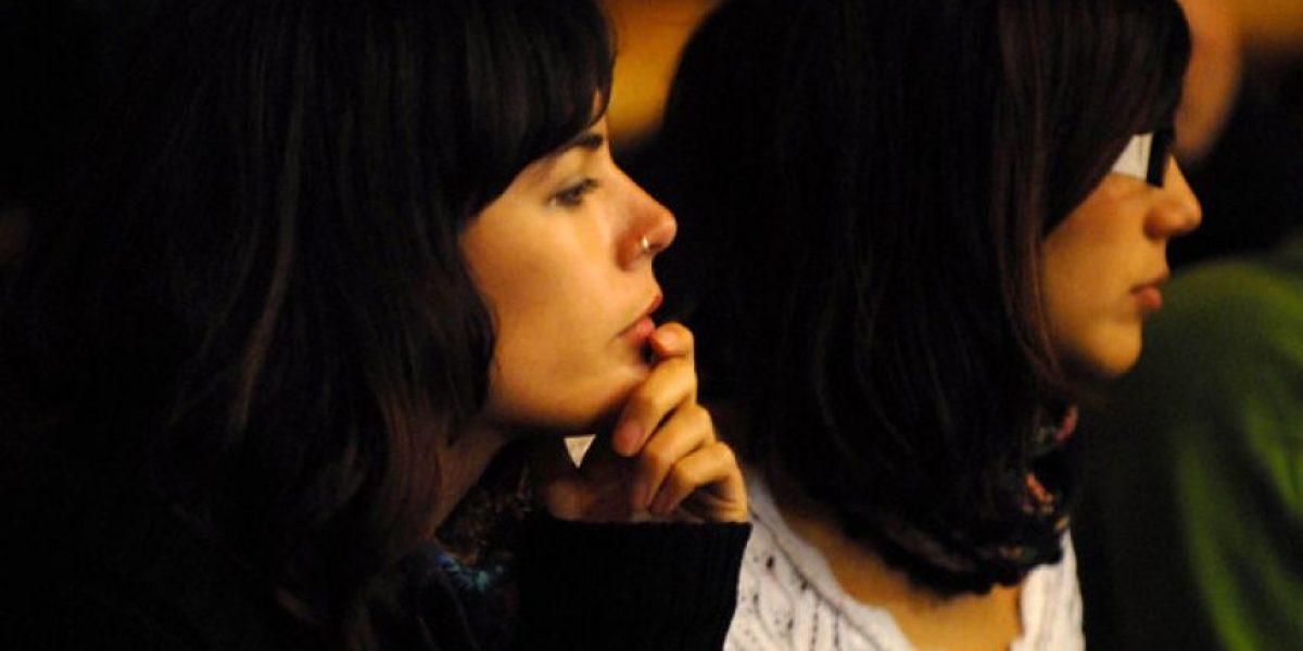 [FOTOS] Camila Vallejo estuvo en polémica votación sobre lucro en universidades