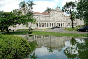1.- Universidad de Sao Paulo (Brasil). Imagen Por: