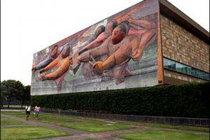 5.- Universidad Nacional Autónoma de México (UNAM). Imagen Por: