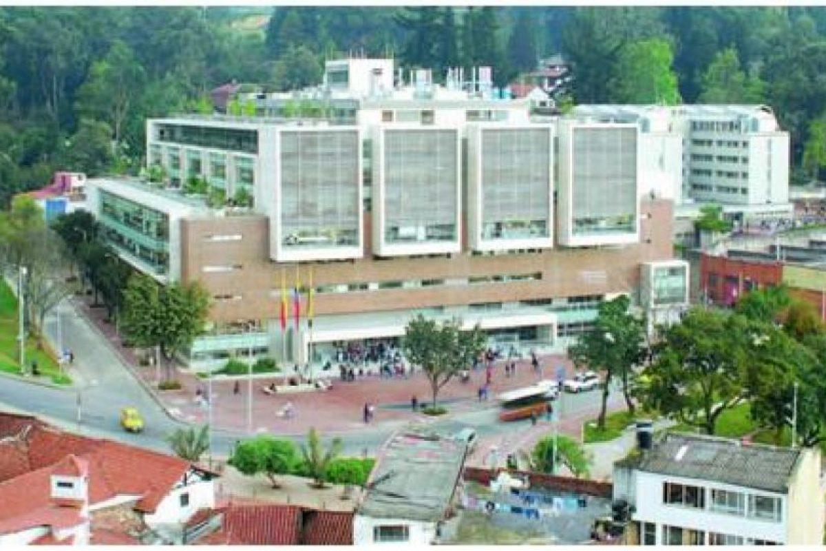 6.- Universidad de los Andes (Colombia). Imagen Por: