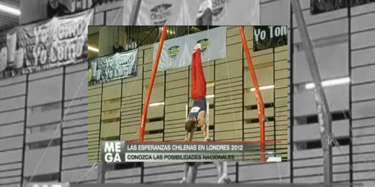 [VIDEO] Las esperanzas chilenas en los Juegos Olímpicos de Londres