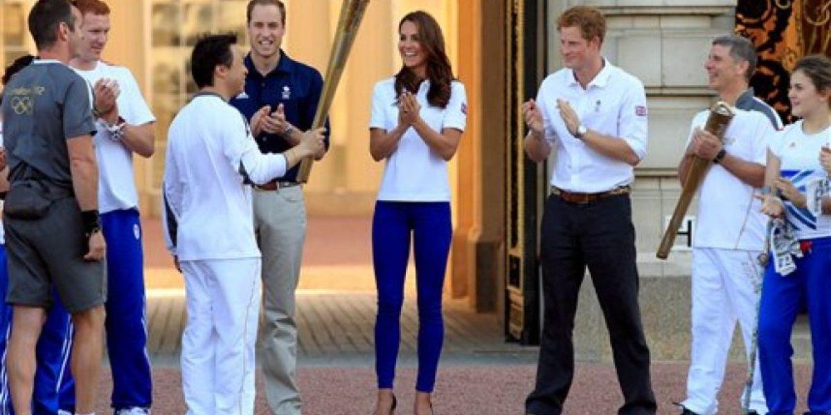 [FOTOS] La duquesa de Cambridge encanta con su