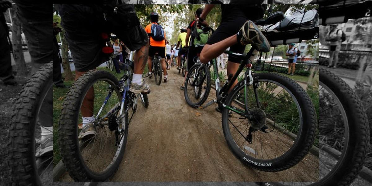 En Santiago se implementará la ciclorecreovía más extensa del país