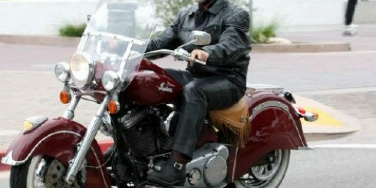 Arnold Schwarzenegger y su pasión por las motos