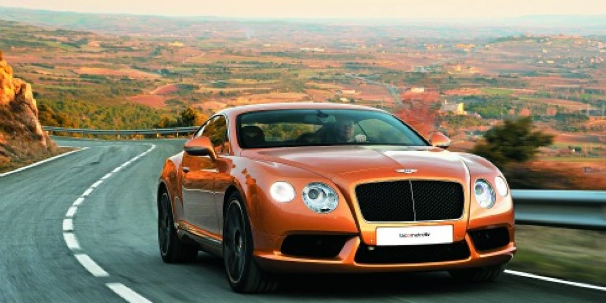 Bentley Continental GT V8: El elegante, atrevido y descarado
