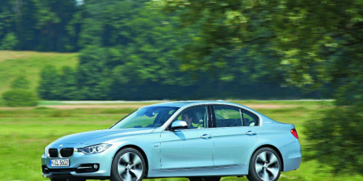 BMW ActiveHybrid 3: El placer viene en envase híbrido