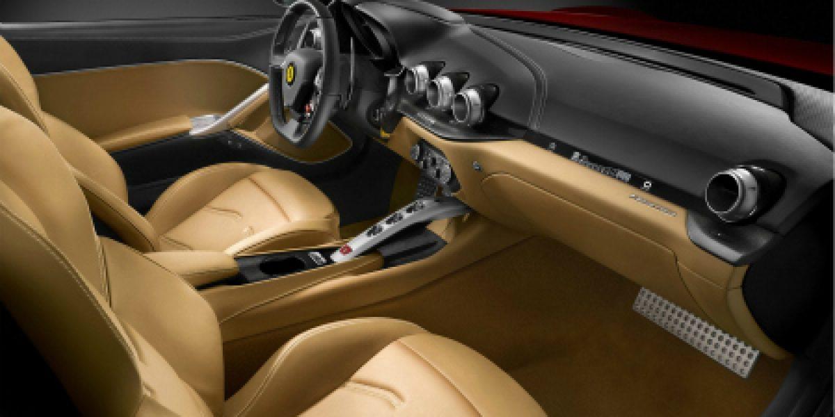 El nuevo Ferrari F12berlinetta, el más potente construido en Maranello