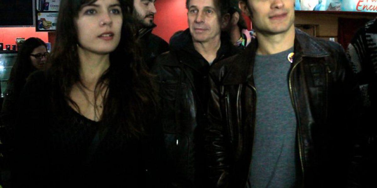 [FOTOS] Gael García Bernal y Camila Vallejo se robaron las miradas en pre estreno de