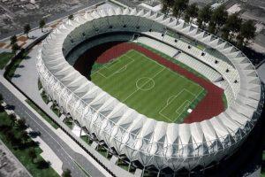 El Presidente Sebastián Piñera anunció el proyecto de remodelación del Estadio Ester Roa de Concepción, el que tendrá estándar FIFA y capacidad para alrededor de 33 mil personas. La iniciativa contará con una inversión de 10 mil 900 millones de pesos.. Imagen Por: