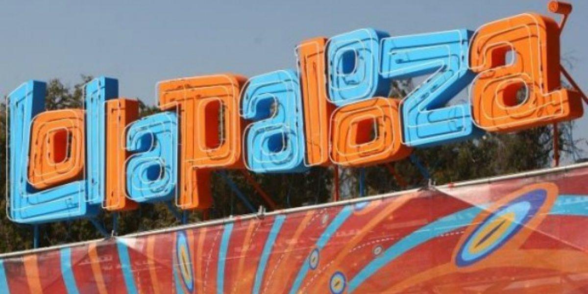 Lollapalooza 2013 ya tiene fecha y anuncia venta de entradas