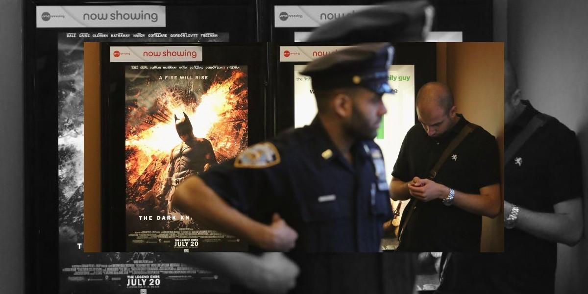 Amenazas de sujeto en un cine donde se proyectaba Batman causa temor entre el público
