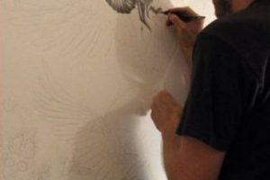 """10 horas al día, 7 días a la semana durante 10 meses le tomó a Joe Fenton su dibujo a bolígrafo, que él llamó """"La Soledad"""" Foto:fresher.ru. Imagen Por:"""