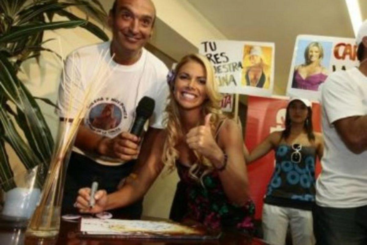 Carla Ochoa: La modelo se presentará como candidata a Concejal de Peñalolén por la UDI Foto:Archivo. Imagen Por: