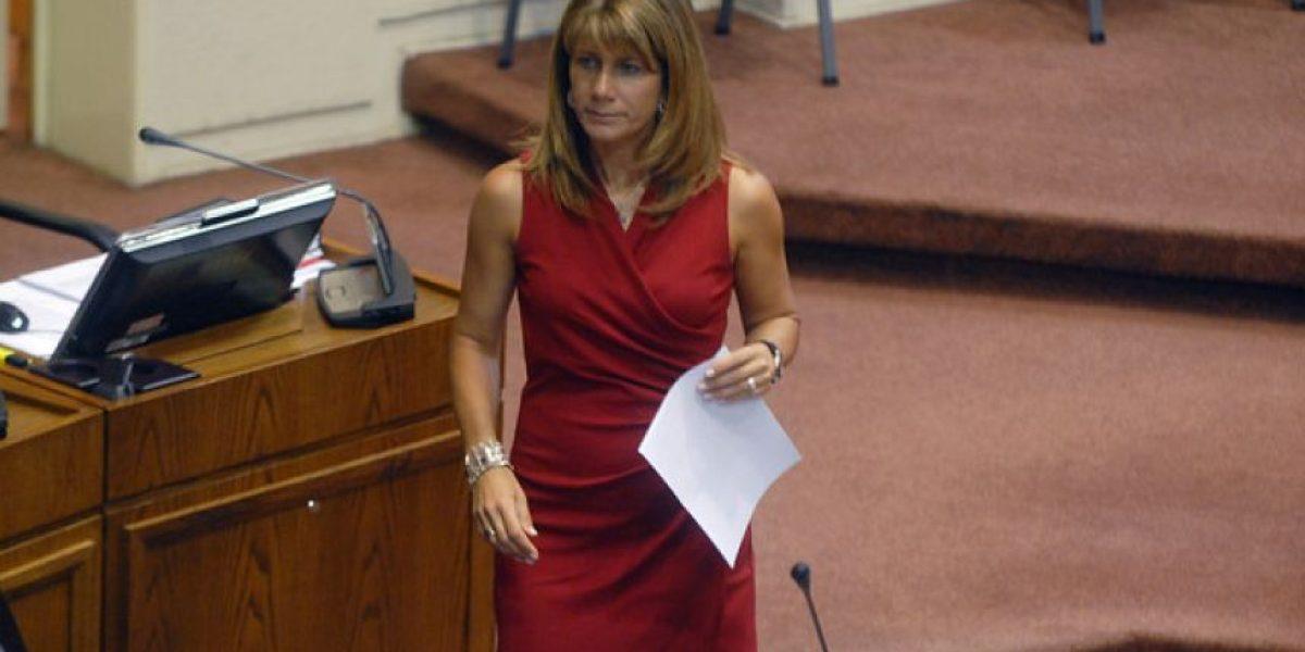 [FOTOS] Ximena Rincón, la senadora que saca suspiros en el Congreso